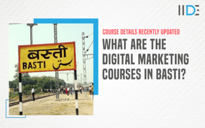 6 Best Digital Marketing Courses in Basti to Upskill Yourself in 2021