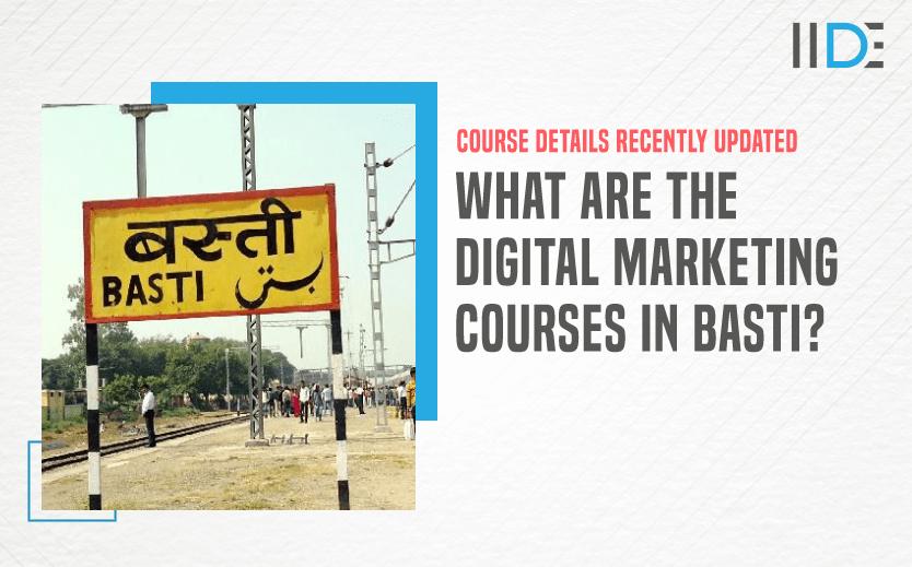 Digital Marketing Course in BASTI - featured image