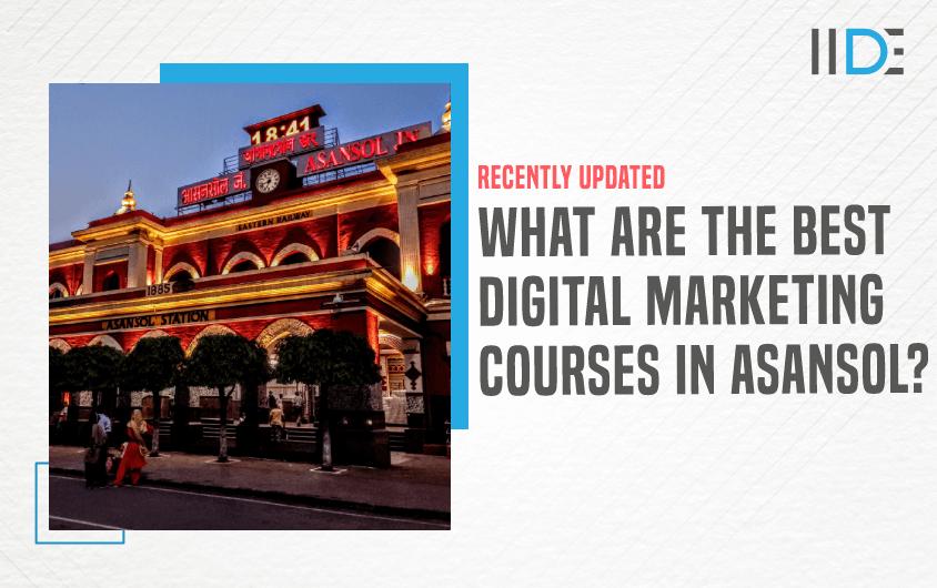 Digital Marketing Courses in Asansol