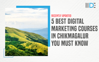 Top 5 Digital Marketing Courses in Chikmagalur to Upskill Yourself in 2021