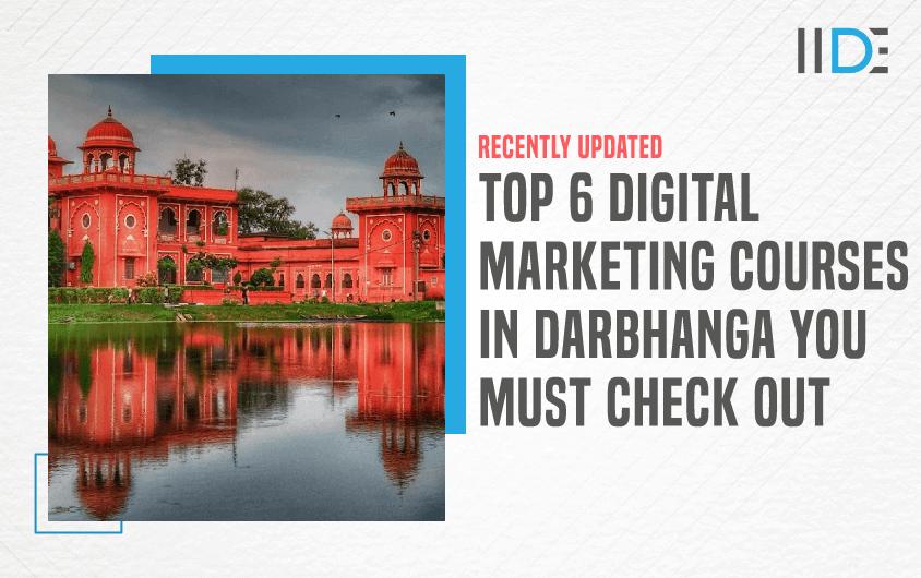 Digital Marketing Courses in Darbhanga