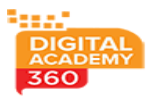 Digital Marketing Courses in Mysore - Digital Academy 360 Logo