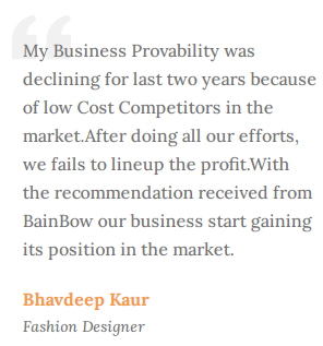 Digital Marketing Services in Ludhiana - BrainBow Client Review