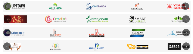 Digital Marketing Services in Trivandrum - Adridge Media Clients