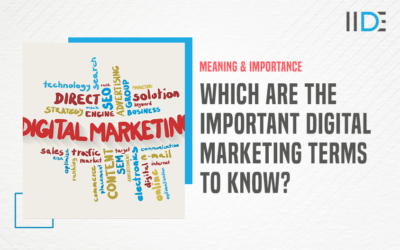 Here's A List of the 22 Important Digital Marketing Terms To Know