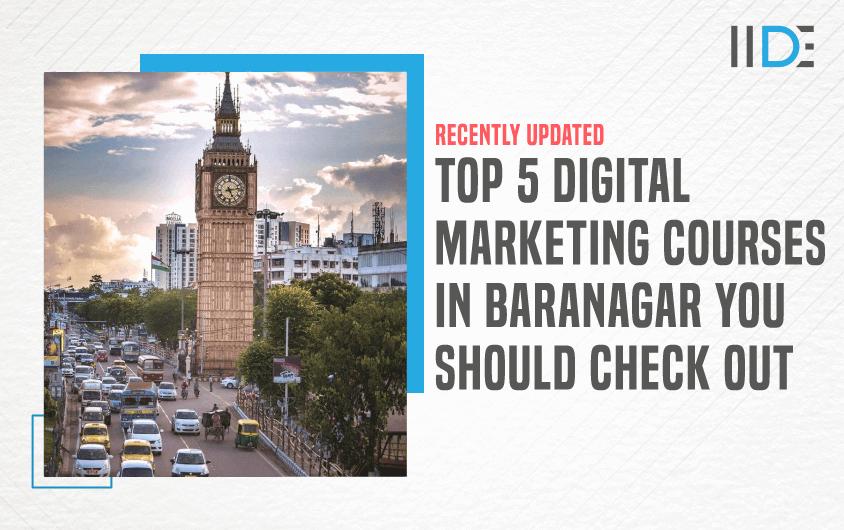Digital marketing courses in Baranagar