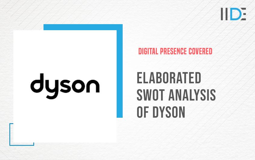 Elaborated SWOT Analysis of Dyson   IIDE