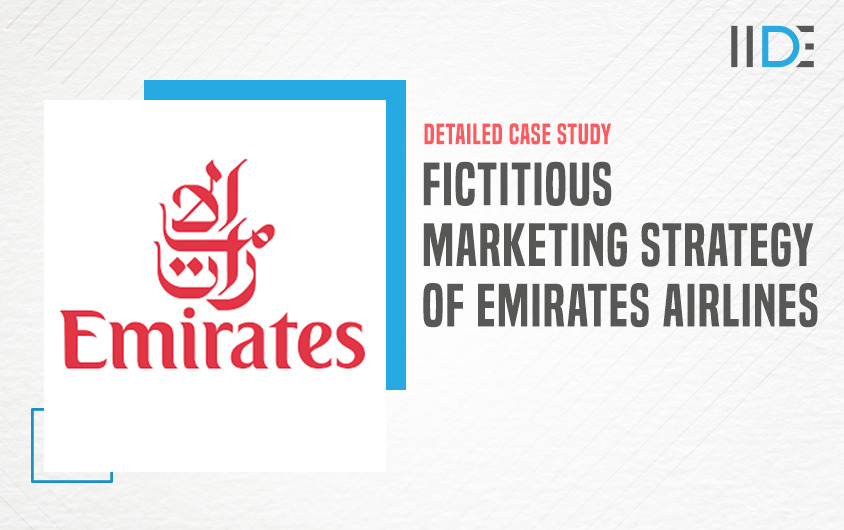 Marketing Strategy of Emirates Airlines - featured image | IIDE