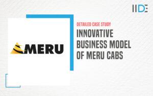 Meru Cabs Brand Logo-Business Model of Meru Cabs