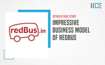 Impressive Business Model of RedBus (2021) –  A Case Study
