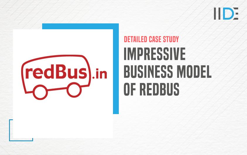 RedBus Brand Logo-Business Model of RedBus