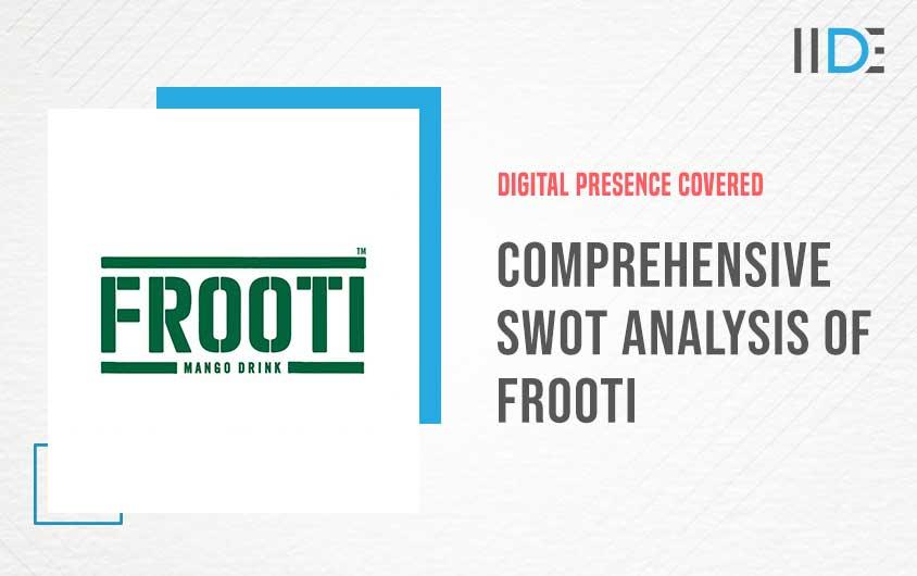 SWOT Analysis of Frooti | IIDE
