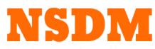 Google Analytics Courses in Pune - NSDM Logo