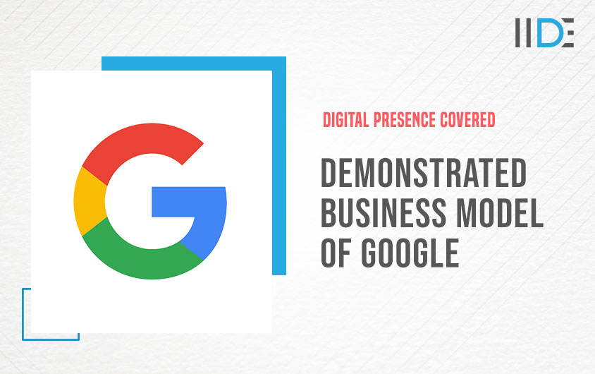 business model of google | IIDE