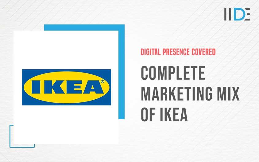 Marketing Mix of IKEA | IIDE