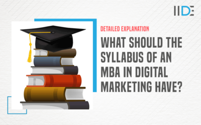 MBA in Digital Marketing Syllabus Topics and Curriculum 2021