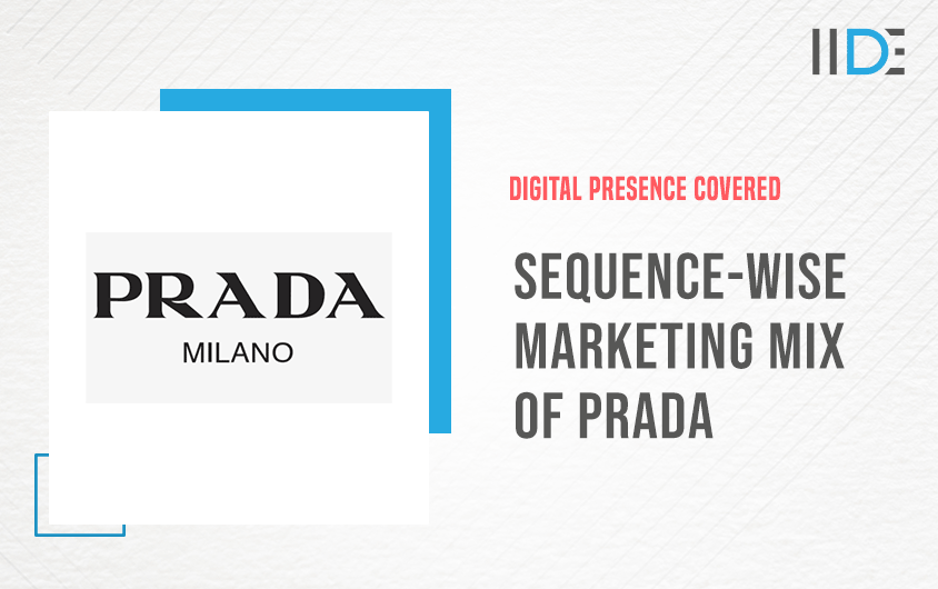 Marketing Mix of Prada   IIDE
