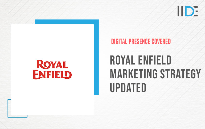 Royal Enfield Marketing Strategy Updated   IIDE