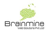 SEO Agencies in Ahmedabad - Brainmine Logo
