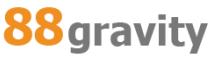 SEO Agencies in Gurgaon - 88 Gravity Logo