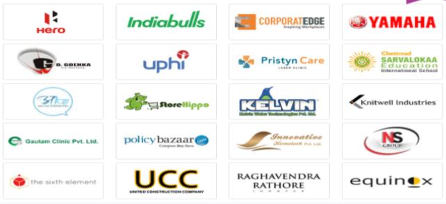 SEO Agencies in Gurgaon - SEO Tech Experts Clients