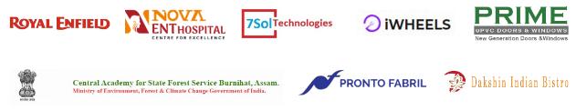 SEO Agencies in Hyderabad - 2Digital Clients