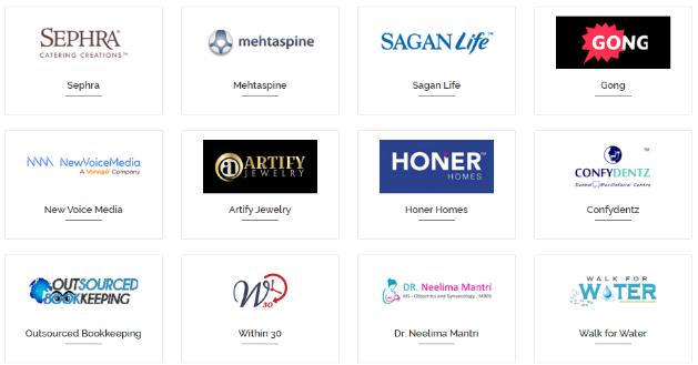 SEO Agencies in Hyderabad - Samskriti Clients