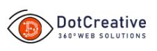 SEO Agencies in Kolkata - Dot Creative Logo