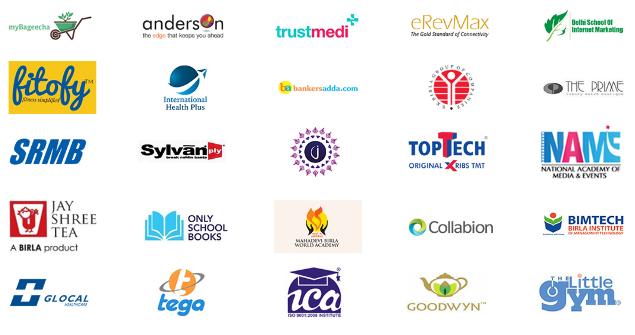 SEO Agencies in Kolkata - Plan D Media Clients