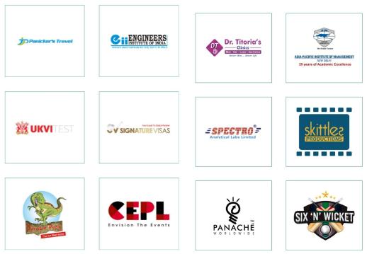 SEO Agencies in Noida - Digital Markitors Clients