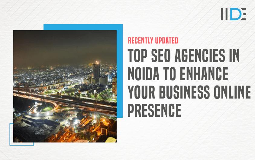 SEO Agencies in Noida - Featured Image