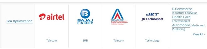 SEO Agencies in Noida - Tech Magnet Clients