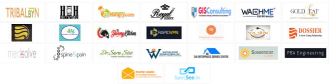 SEO Agencies in Noida - Web Bull India Clients