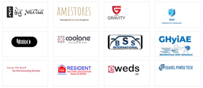 SEO Agencies in Noida - Weblieu Clients