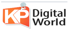 SEO Companies in Kanpur - KP Digital World Logo