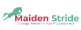 SEO Companies in Kanpur - Maiden Stride Logo