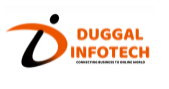 SEO companies in Amritsar - Duggal Infotech Logo