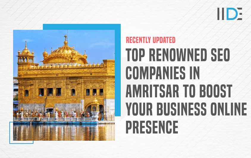 SEO companies in Amritsar - Featured Image