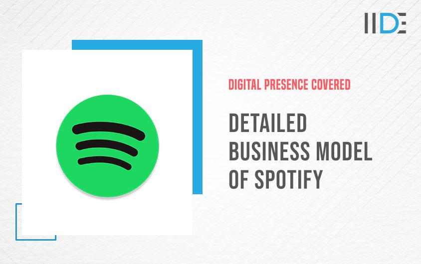 Detailed Business Model of Spotify   IIDE