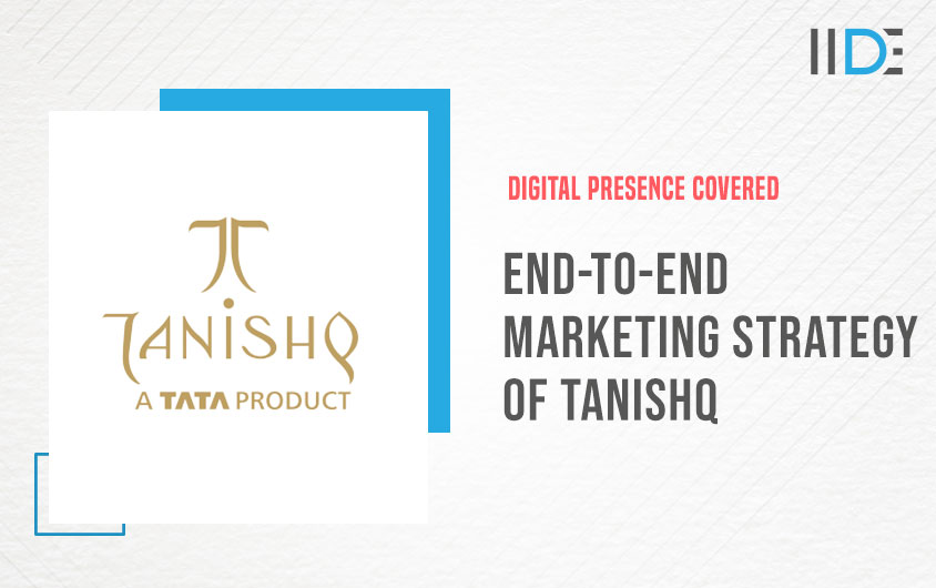 End-to-end Marketing Strategy of Tanishq | IIDE