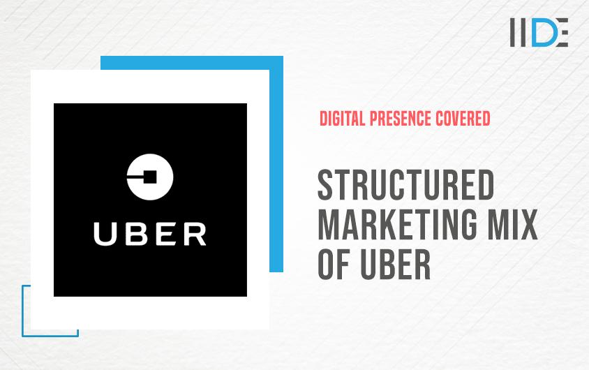 Marketing mix of Uber | IIDE