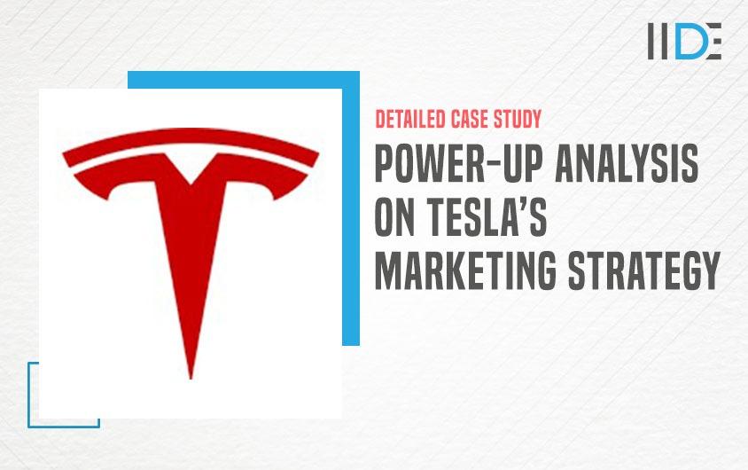 Tesla's Marketing Strategy - featured image | IIDE