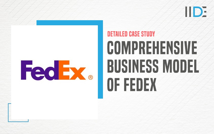 Business Model of FedEx - Featured Image   IIDE