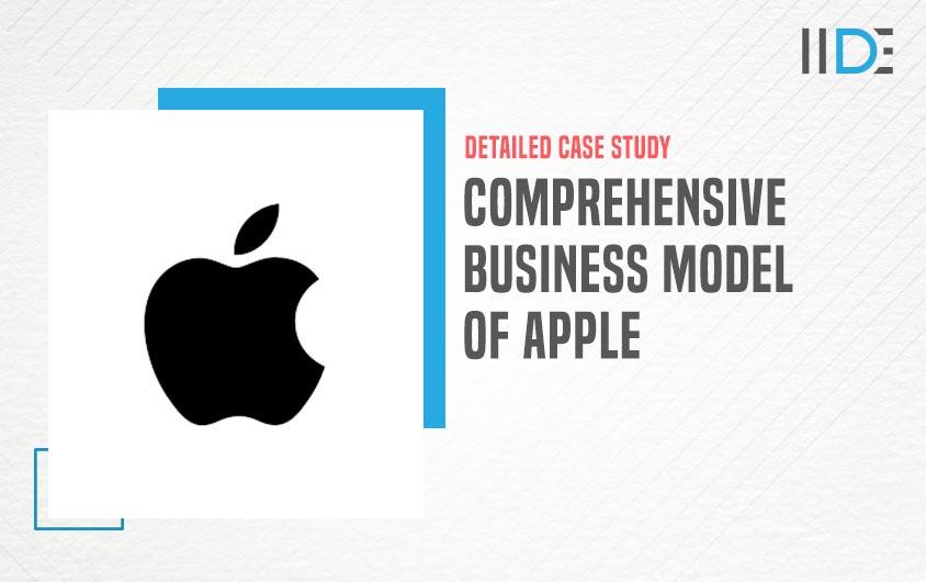 Business Model of Apple - featured image | IIDE