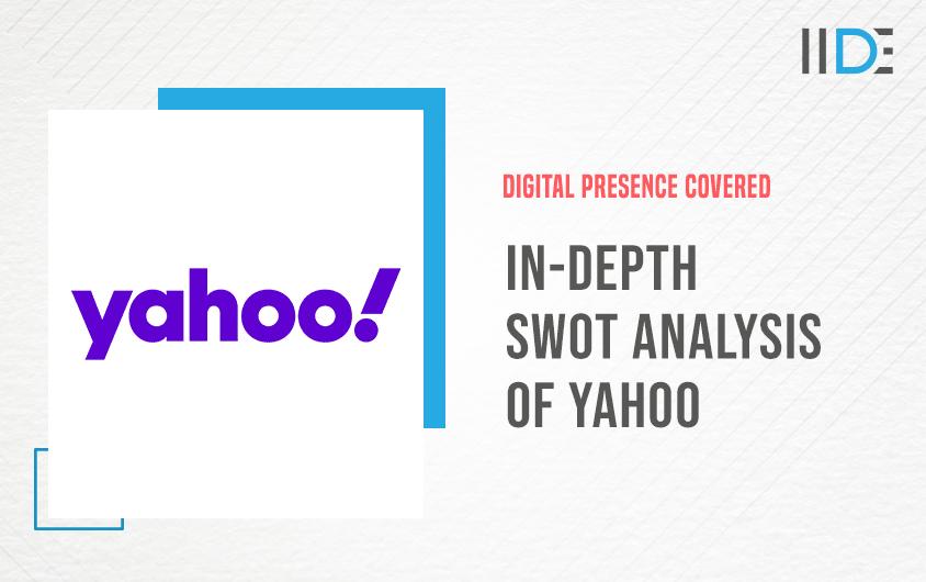 In-depth SWOT Analysis of Yahoo | IIDE