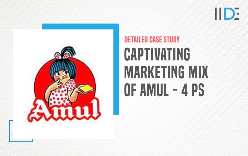 marketing mix of Amul- feature image |IIDE