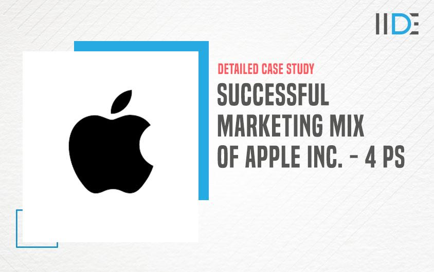 Marketing Mix of Apple Inc. - featured Image   IIDE