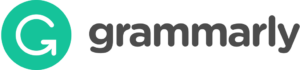 artificial intelligence in digital marketing - grammarly logo