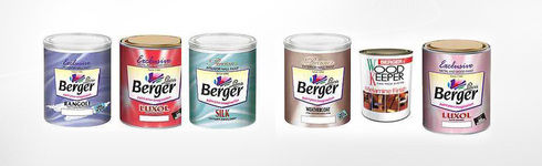 Berger Paints Products - Marketing Strategy of Berger Paints | IIDE