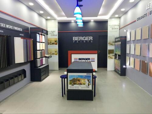 Berger Paints Shop - Marketing Strategy of Berger Paints | IIDE